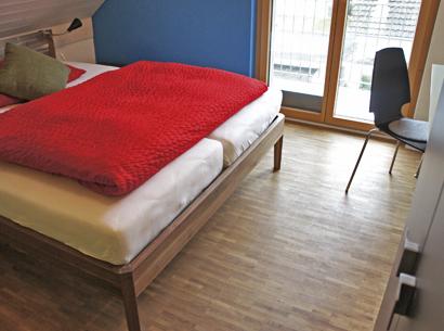 Zimmer 4 «Sommer's Lodge»